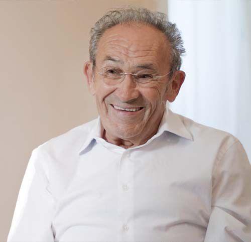 Juan Perán, fundador del Grupo Pikolinos
