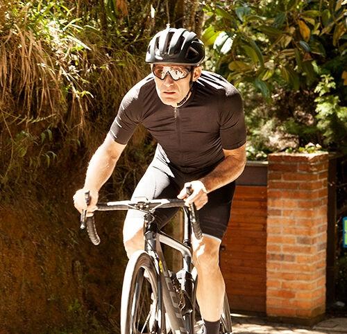 Santiago Botero, exciclista colombiano