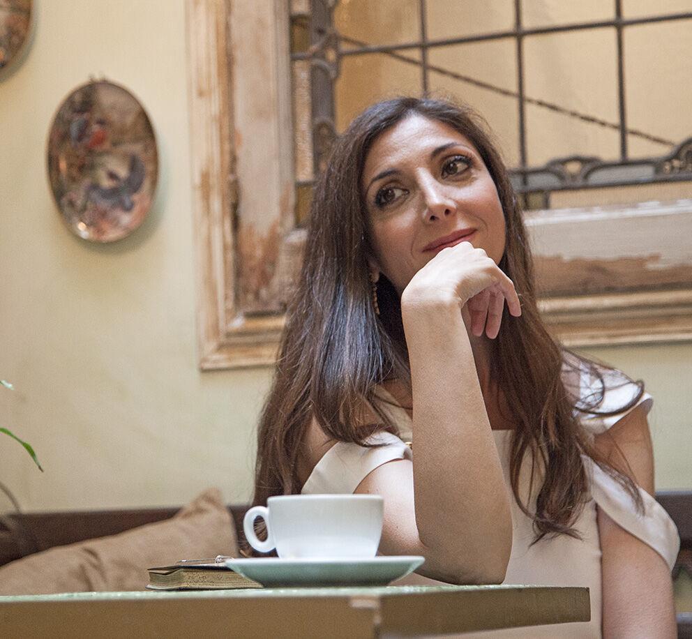 Espido Freire, escritora bilbaína