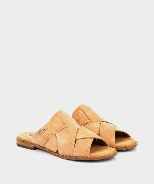 Sandalen und Clogs | ALGAR W0X-0983SO | PEACH | Pikolinos
