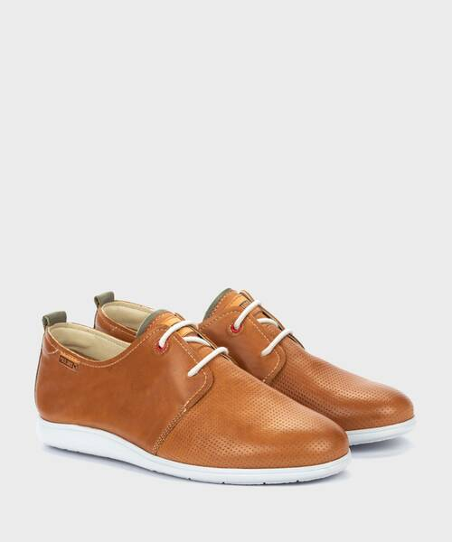 Shoes | FARO M9F-4355 | BRANDY | Pikolinos