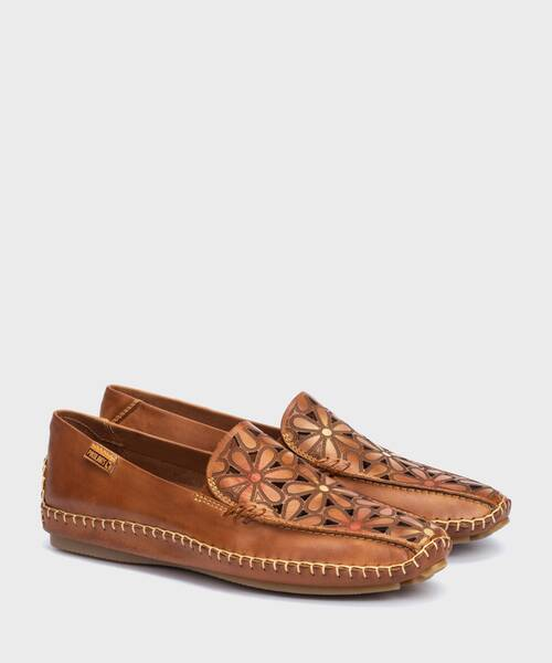 Loafers and Laces | JEREZ 578-3539 | BRANDY | Pikolinos