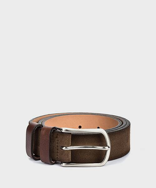 Belts | COMPLEMENTOS MAC-B48 | MED.BROWN | Pikolinos