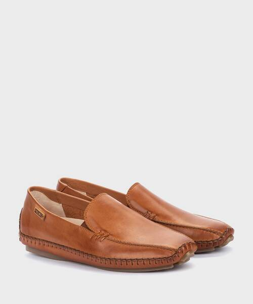 Loafers and Laces | JEREZ 578-8242 | BRANDY | Pikolinos