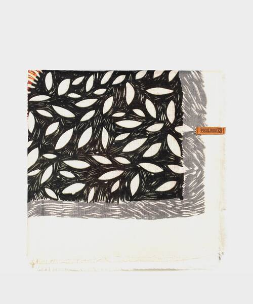 Foulards and scarves | COMPLEMENTOS WAC-F151 | WHITE | Pikolinos