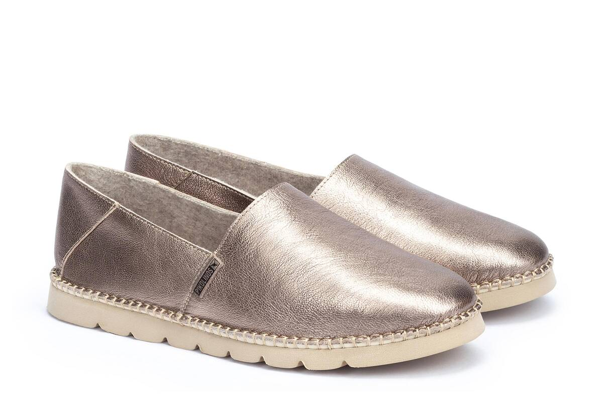 Slipper and Mokassin | RONDA W5S-3573CL, STONE, large image number 20 | Pikolinos