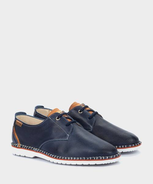 Shoes | ALBIR M6R-4356 | BLUE | Pikolinos