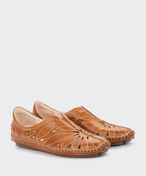 Loafers and Laces | JEREZ 578-7399 | BRANDY | Pikolinos