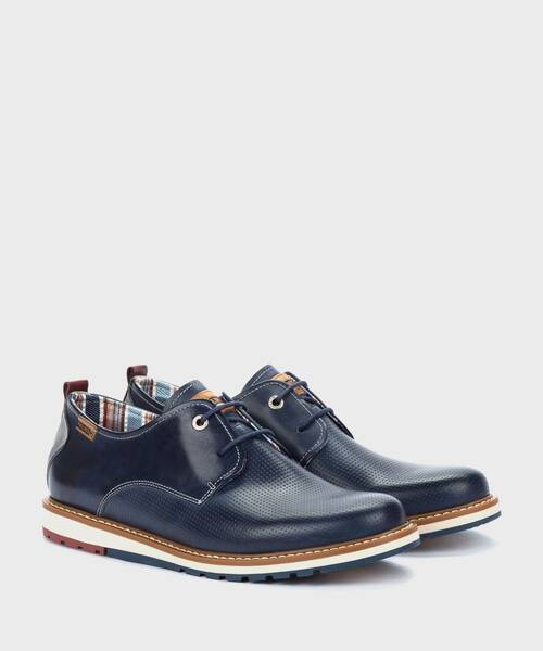 Shoes | BERNA M8J-4273 | BLUE | Pikolinos