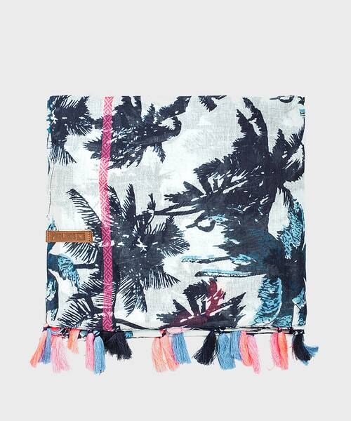 Foulards and scarves | COMPLEMENTOS WAC-F97 | WHITE | Pikolinos